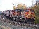 BNSF C44-9W 5200