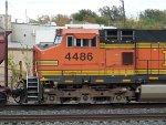 BNSF C44-9W 4486