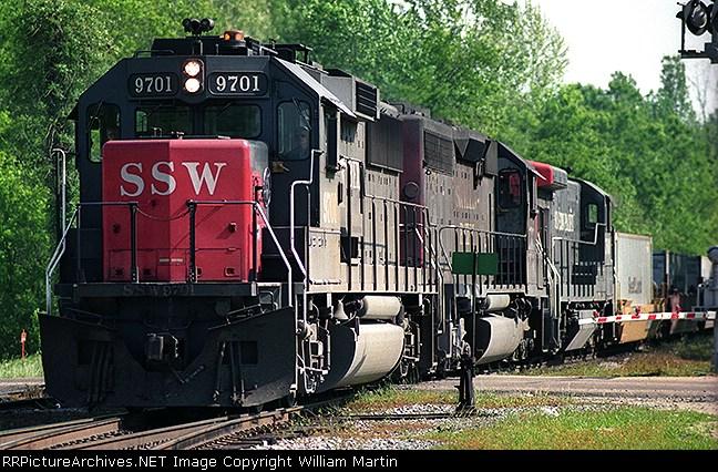 Ex-SSW leads stacks