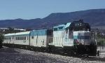 Arizona passenger train