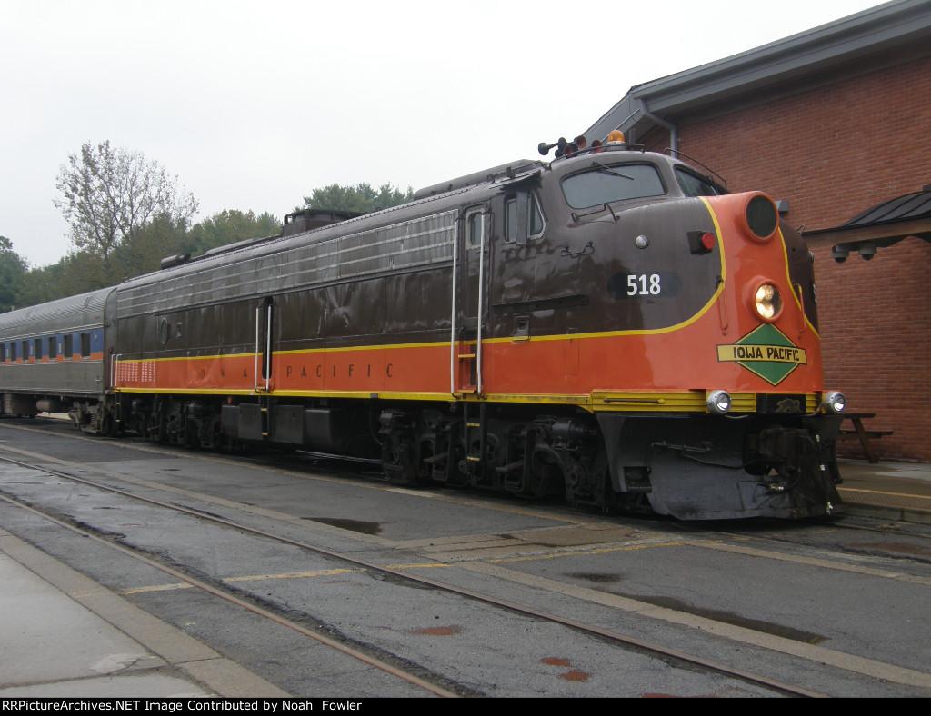 Iowa Pacific 518