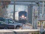 Amtrak Excursion at Elkton VA