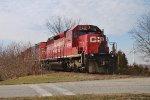 CASO work train#901