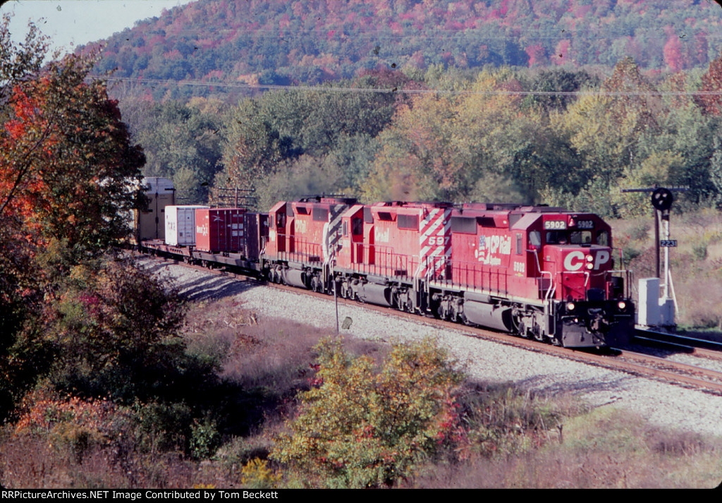 CP 5902 east