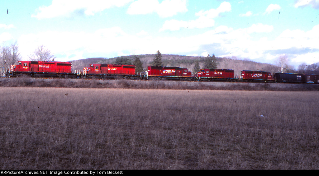 Fallow field and red units