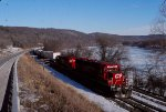 CP 261 along the Susquehanna