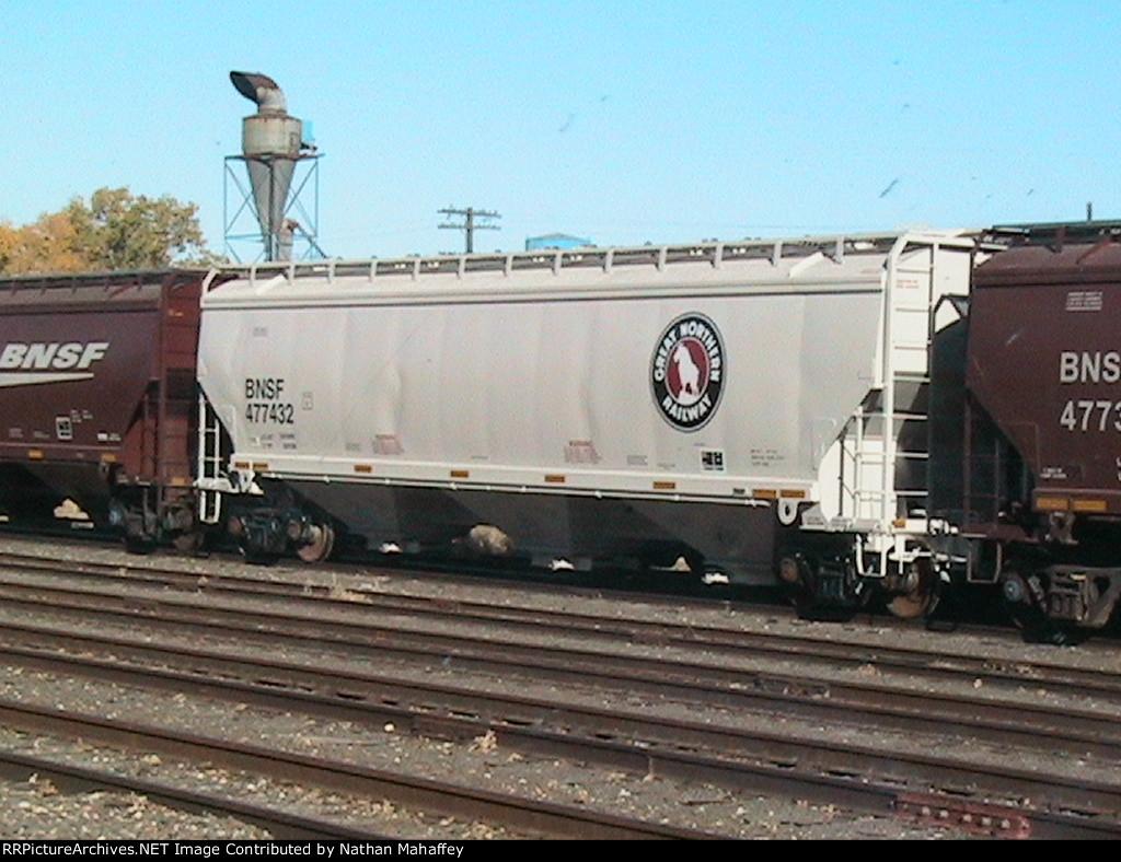 BNSF 477432