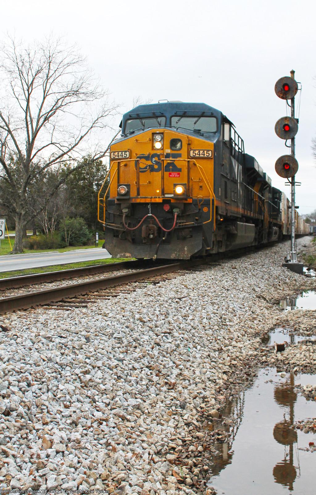 Q041 (Cincinnati,OH - Jacksonville,FL)