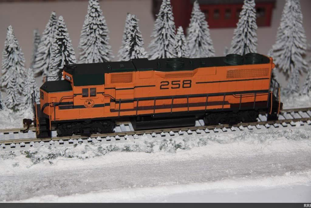 Athearn Maine Central 258