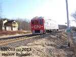 CN 1501 on the 482 East
