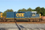 CSX 2382 Road Slug at Wildwood Yard