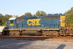 CSX 6982 GP40-2 at Wildwood Yard
