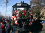 NS 5280 with Christmas Decorations