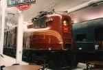 Pennsylvania Railroad #4890