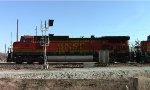 BNSF 4100