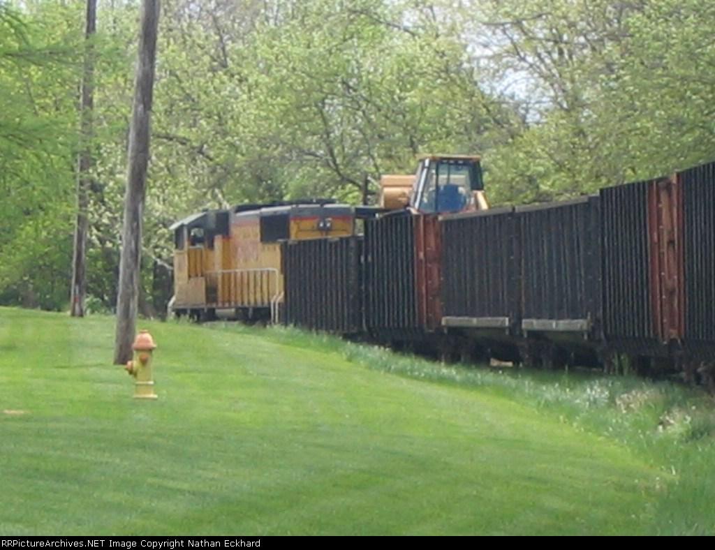 tie train