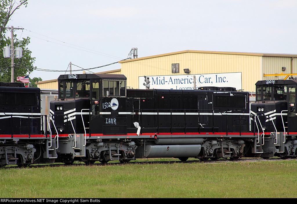IANR 1502