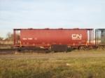 CN 7096 parked