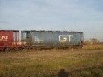 GTW 315254 parked