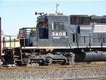 NS SD40-2 3408