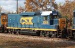 CSX 2208