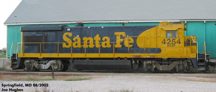 BNSF 4254