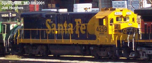 BNSF 4259