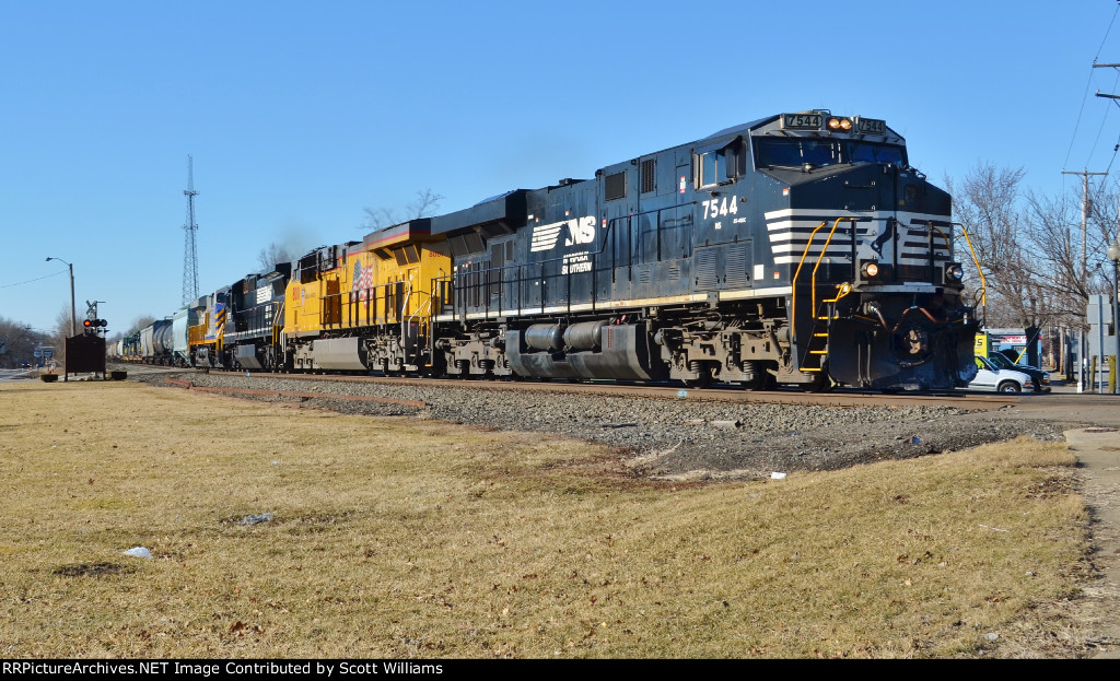 NS 18A with Foreign Power