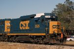 CSX 2326 - even at almost 49 and a half still looks pretty good for her age.