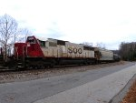 Last Painted SOO SD60 in MD!