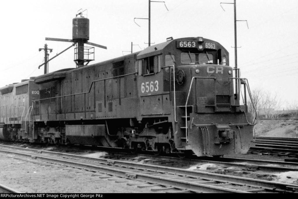 CR 6563 at Orangeville