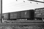 PRR box car