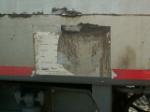 Destoryed Builders Plate