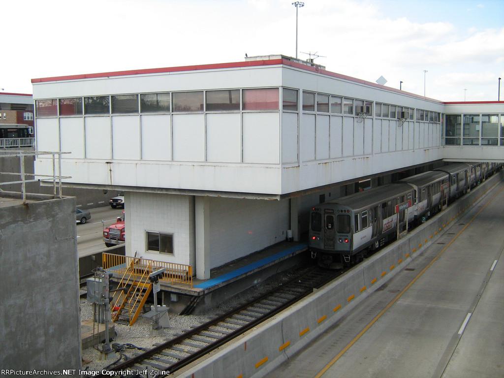 95th/Dan Ryan CTA Red Line Station