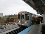 Last Day of Red Line Reroutes during Reconstruction