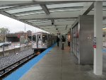CTA Red Line Train at 63rd Street