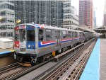 CTA 2400 Series Railcars Farewell Trip