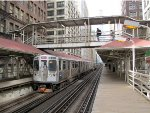 Final Day at Madison/Wabash CTA Station