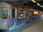 2007 CTA Holiday Train at Linden