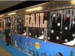 2008 CTA Holiday Train at 54/Cermak