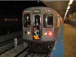 2008 CTA Holiday Train at 54/Cermak