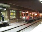 2008 CTA Holiday Train at Skokie