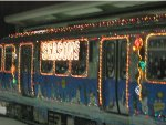 2008 CTA Holiday Train at Skokie