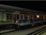 2009 CTA Holiday Train at Skokie