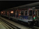 2009 CTA Holiday Train at Skokie