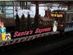 2010 CTA Holiday Train at Midway Airport