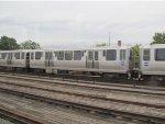 63rd/Ashland CTA Green Line Train Yard