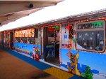 2011 CTA Holiday Train at 63rd/Ashland