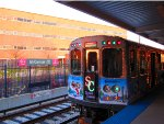 2011 CTA Holiday Train at 54/Cermak