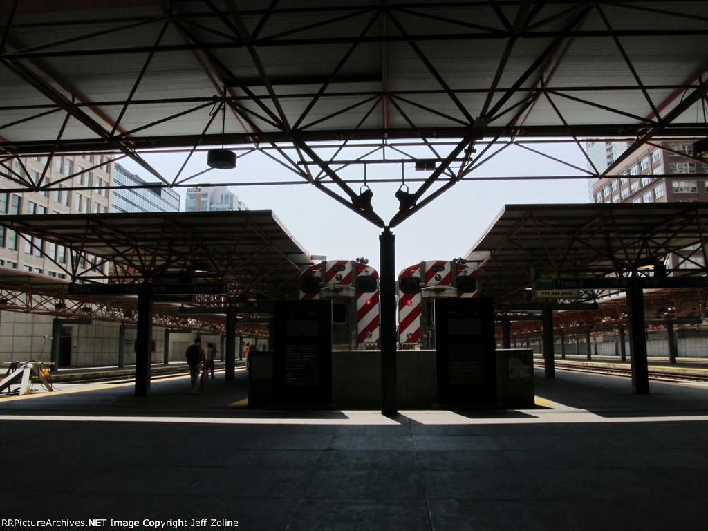 LaSalle Street Metra Station